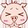 搞笑顽皮猪QQ表情包