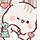 松尼&奇尼情侣篇QQ表情包