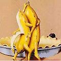 香蕉的拥抱
