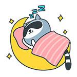 安稳的睡觉